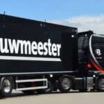 Bouwmeester Walking Floor Transport